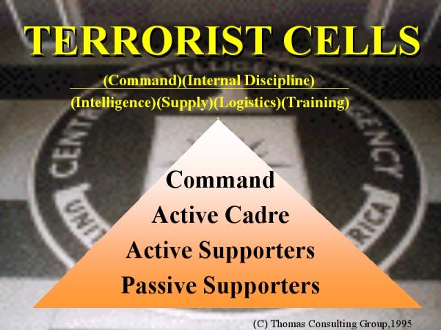 terroristcells