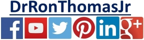 DrRonThomasJr social media
